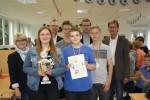 13. Schulschach-Stadtmeisterschaft 2016 - 01