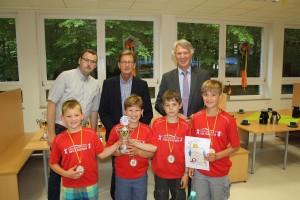 13. Schulschach-Stadtmeisterschaft 2016 - 02