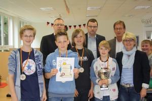 13. Schulschach-Stadtmeisterschaft 2016 - 10