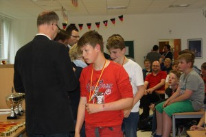 13. Schulschach-Stadtmeisterschaft 2016 - 14