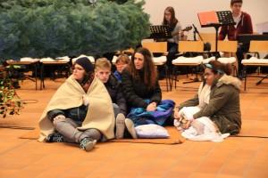 Adventsgottesdienst mit Mosaikschule 04