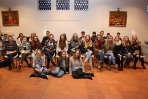 Adventsgottesdienst mit Mosaikschule 09