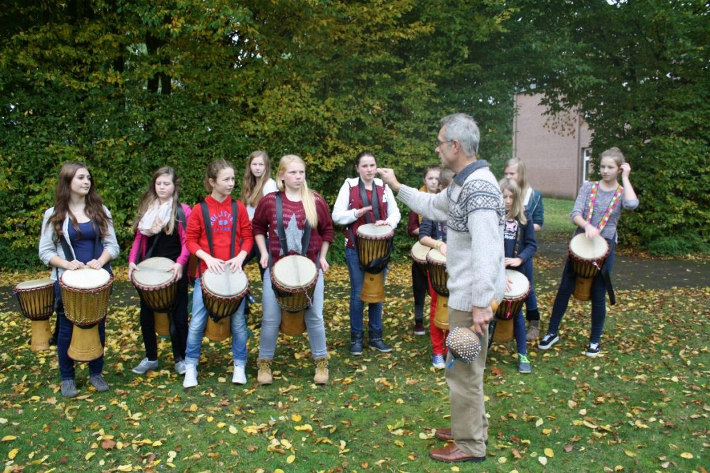 African Drums 2013-14 - 01