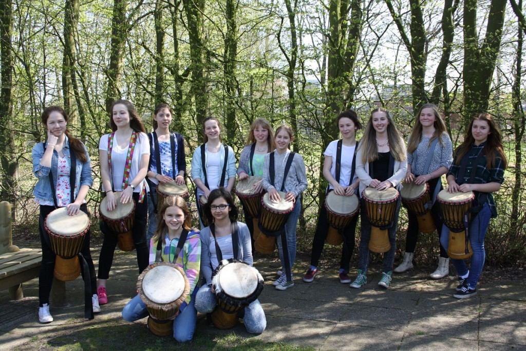 African Drums 2014-15 - 01
