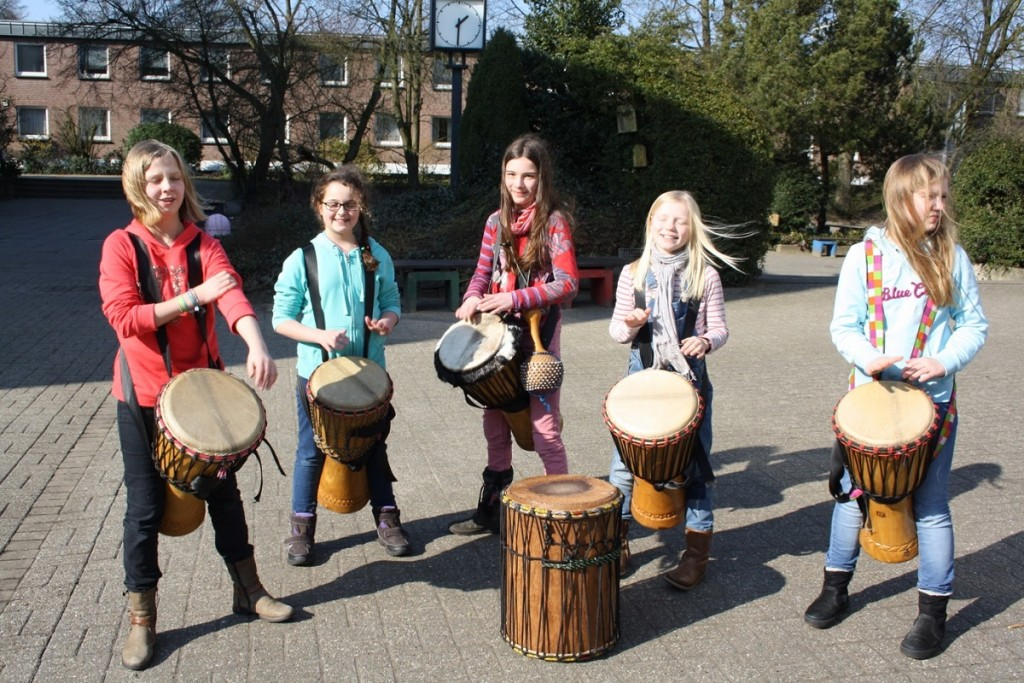 African Drums 2015-16 - 01