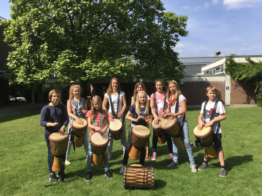 African Drums 2017-18 - 01