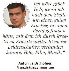 Antonius Brühöfner