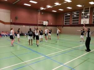 Basketball-Bezirksentscheid 2017 - 01
