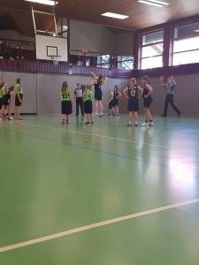 Basketball-Bezirksentscheid 2017 - 03