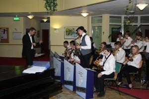 Big Band-Auftritt im Wohnstift Curanum 03