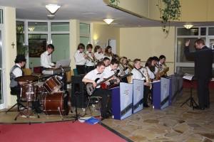 Big Band-Auftritt im Wohnstift Curanum 04