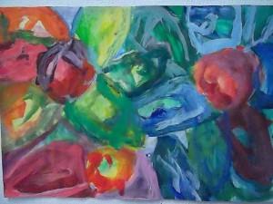 Blumen - Klasse 8e - 04