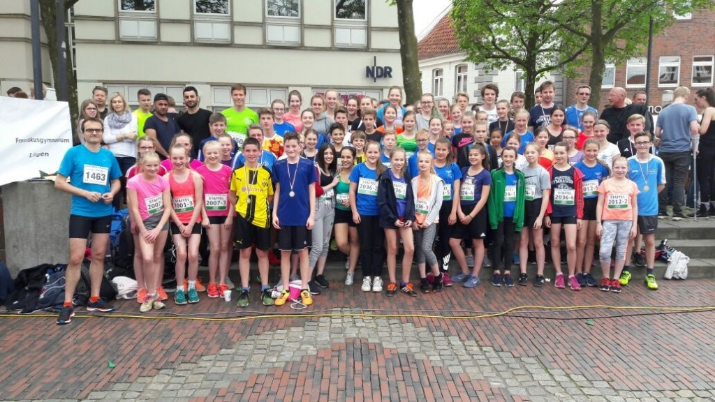 City-Lauf Lingen 2017 - 01