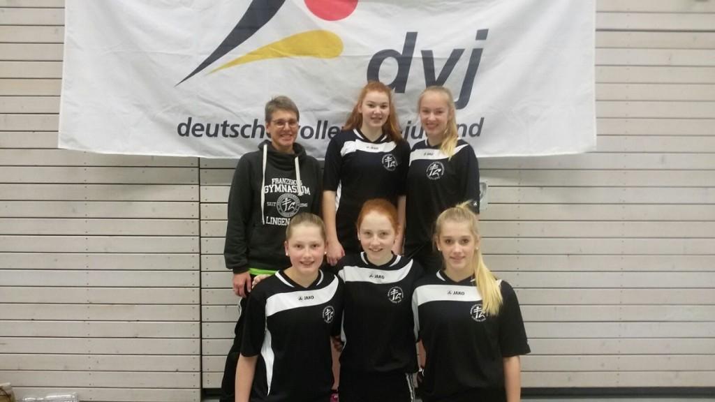 Das Meister-Team