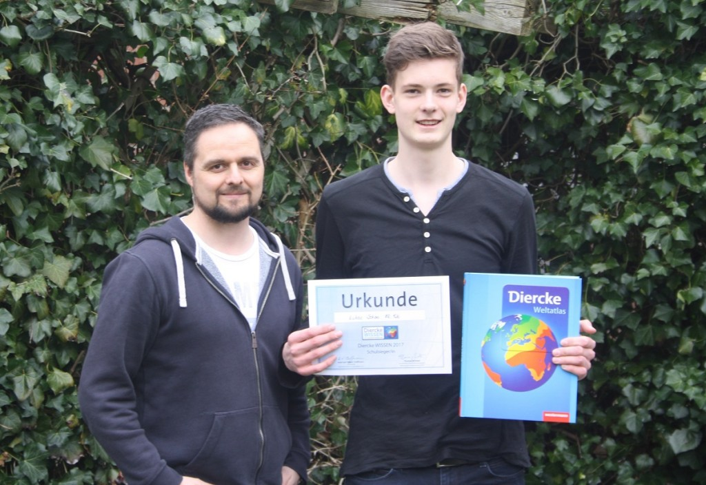 Diercke Wissen 2017 - Schulsieger