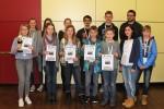 ELMO 2016-17 - Franziskus-Teams - Sieger in der Schulwertung