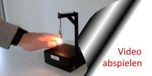 Eine Glühlampe im Test