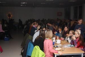 Frühschicht 2015 - Cafeteria 1