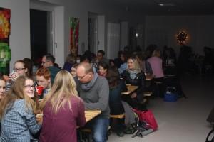 Frühschicht 2015 - Cafeteria 2