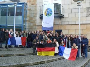 Frankreichaustausch 2017