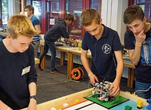 Franzi Robots