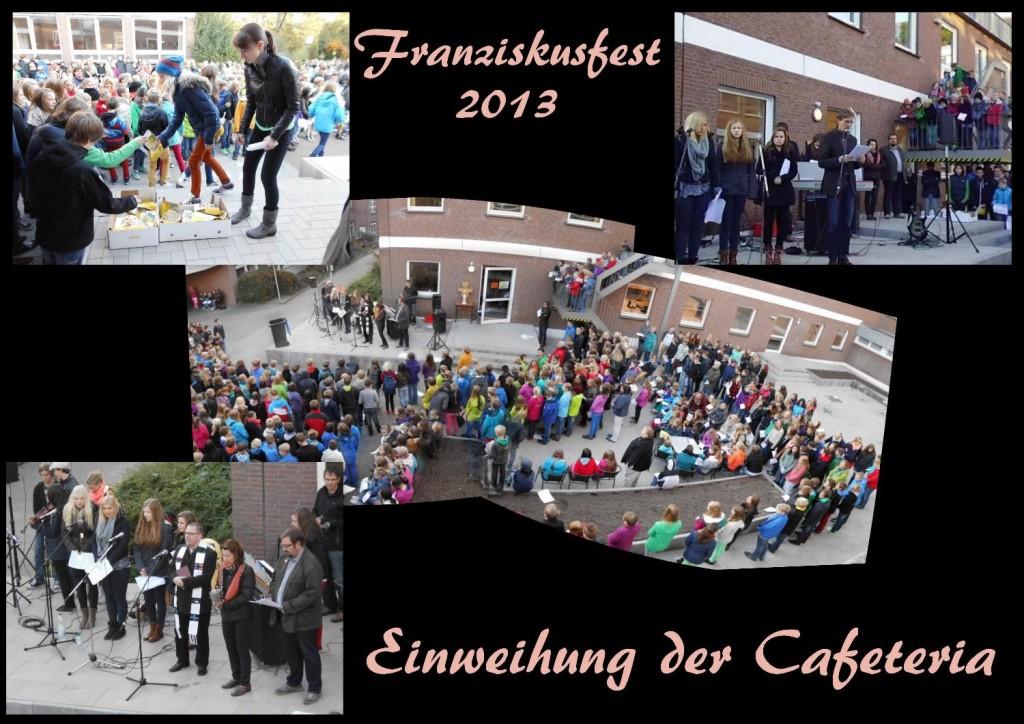 Franziskusfest 2013