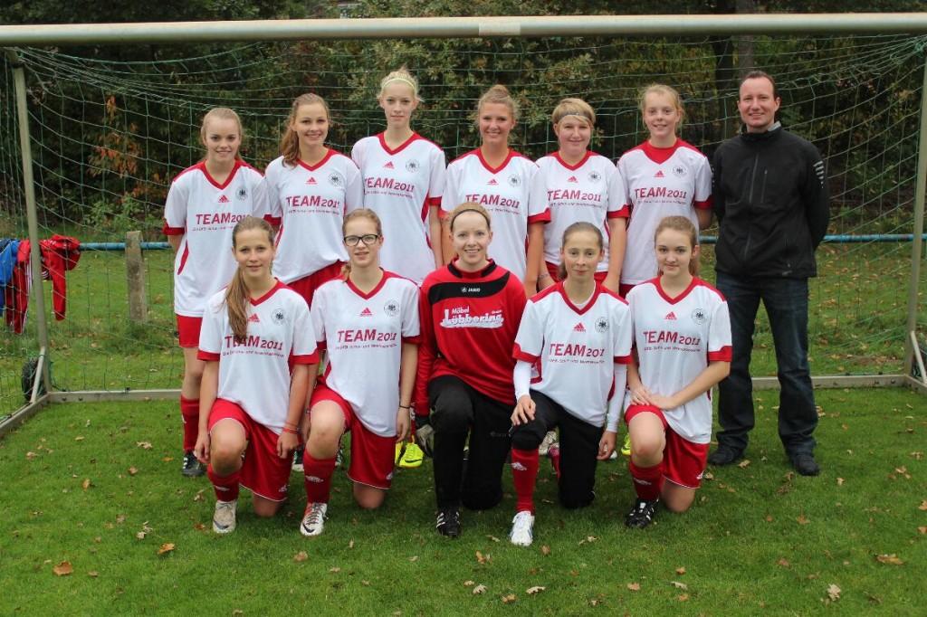 Fußball Mädchen WK II