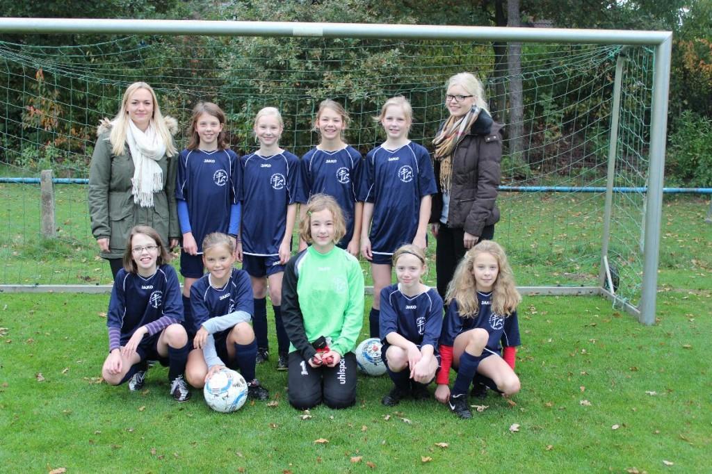 Fußball Mädchen WK IV