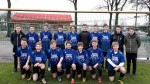 Fußballteam WK II des Franziskusgymnasiums
