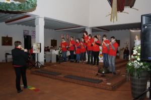 Gottesdienst mit der Mosaikschule 03
