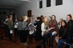 Gottesdienst mit der Mosaikschule 04