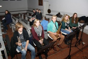 Gottesdienst mit der Mosaikschule 06
