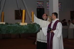 Gottesdienst mit der Mosaikschule 08