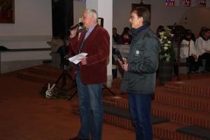 Gottesdienst mit der Mosaikschule 09
