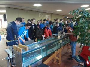 Jugend forscht Regionalwettbewerb 02