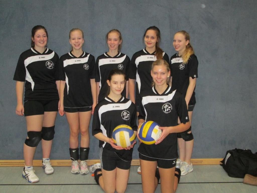 Jugend trainiert - Volleyball - WK II
