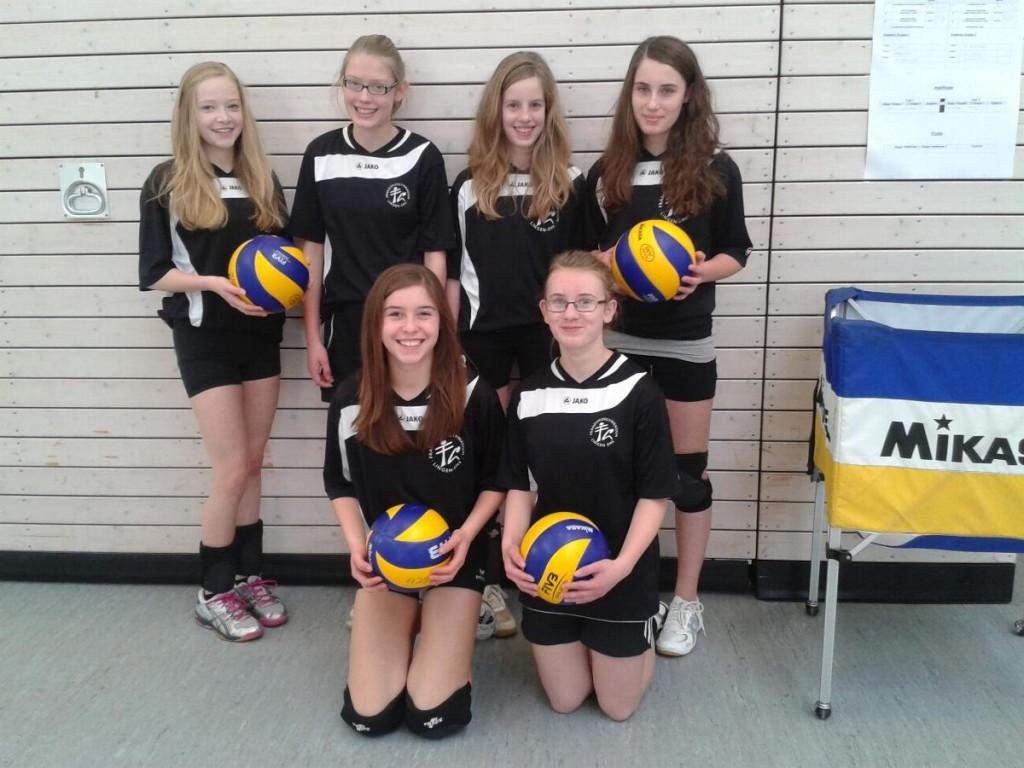 Jugend trainiert - Volleyball - WK III