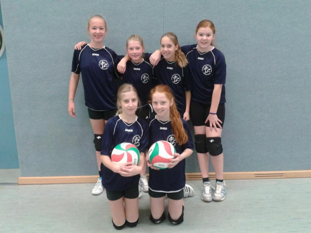 Jugend trainiert - Volleyball - WK IV