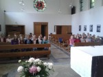 Kapellenbesuch Klasse 6a