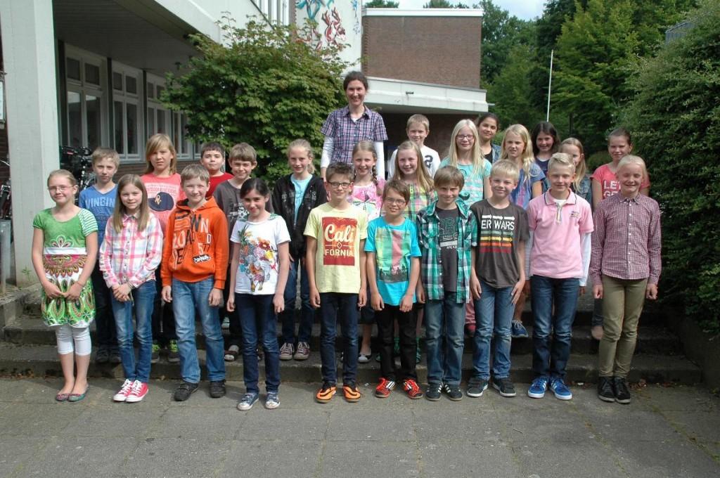 Klasse 5c - Frau Kühlenborg