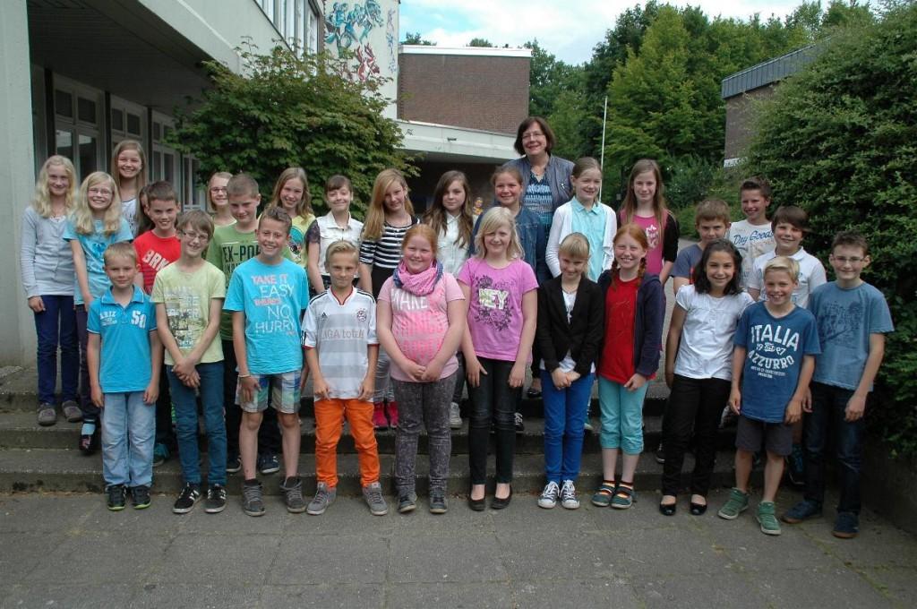 Klasse 5e - Frau Homeister-Bokelmann