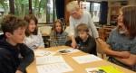 Kooperation mit der Mosaik-Schule