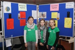 Kreative Zukunftsgestaltung 04 - Annika, Nele und Maja