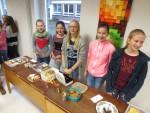Kuchenverkauf Klasse 6c