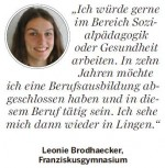 Leonie Brodhaecker