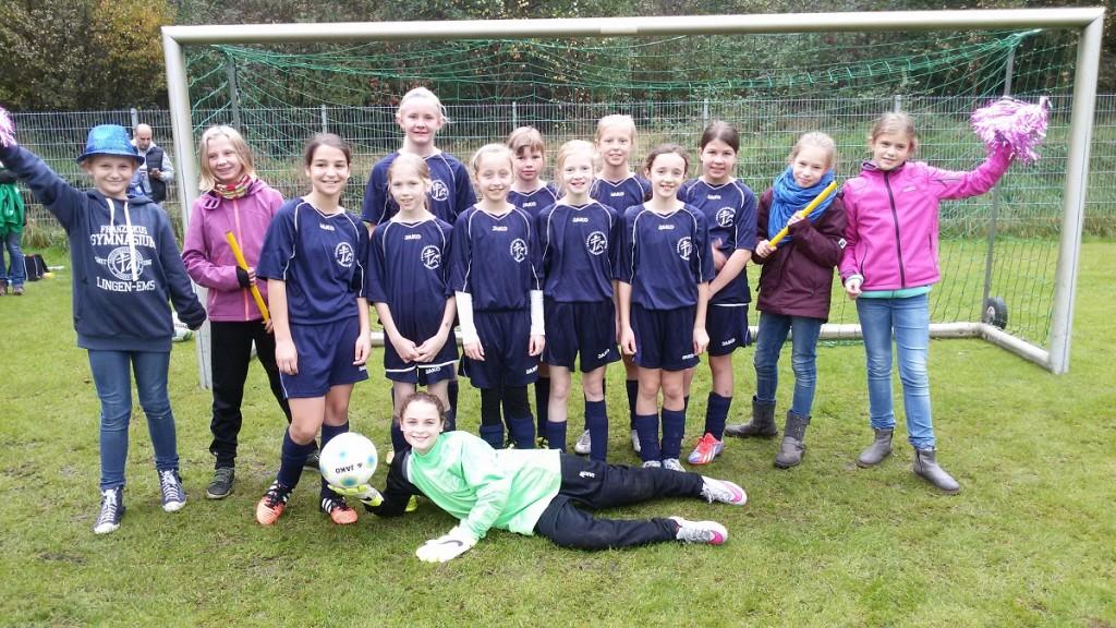 Mädchen WK 4 - Team
