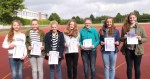 Mädchenteam WK III