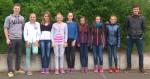 Mädchenteam WK IV
