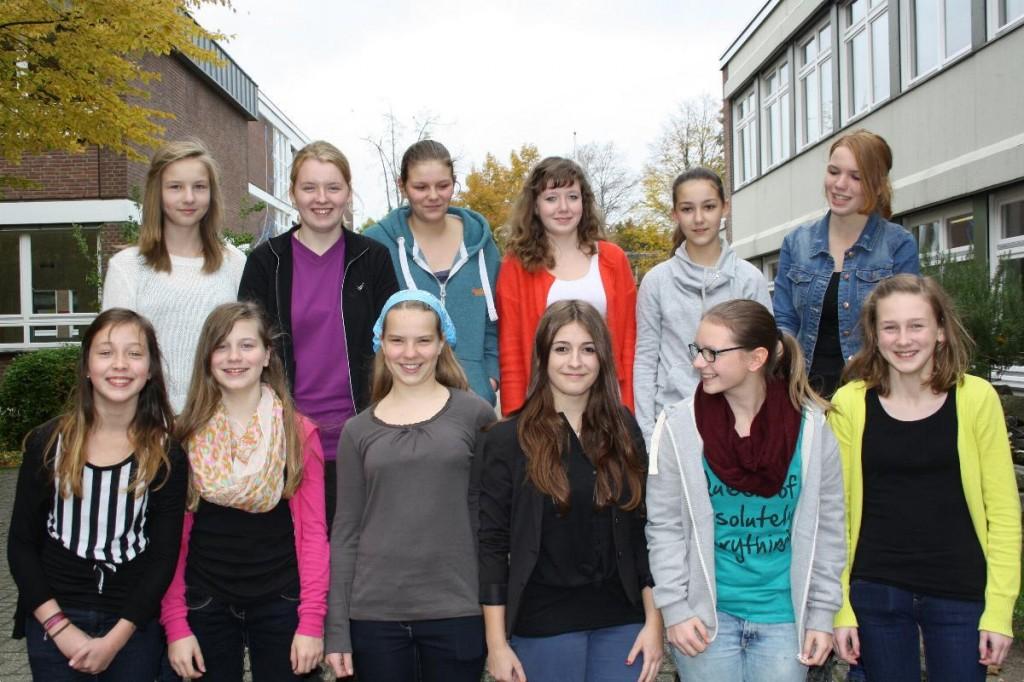 Mittelstufenchor 2013-14 - 01