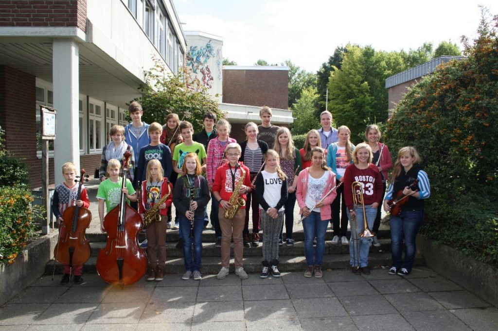 Orchester 2013-14 - 01